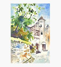 France - Saint Bertrand de Comminges 03 Photographic Print