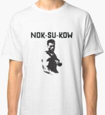 White Warrior Classic T-Shirt