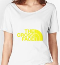 The Cross Face Women's Relaxed Fit T-Shirt