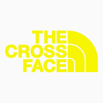 The Cross Face by martialartstees