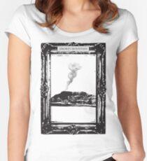 Smokey Mountain Women's Fitted Scoop T-Shirt