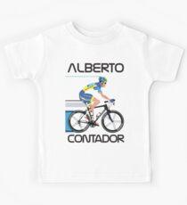 ALBERTO CONTADOR Kids Tee