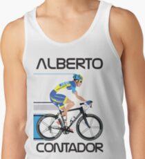 ALBERTO CONTADOR Tank Top