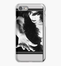The Fire Within - Self Portrait iPhone Case/Skin
