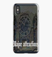 major attractions iPhone Case