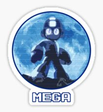 MEGA Sticker