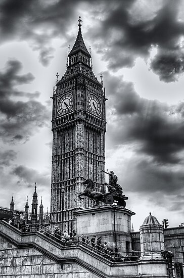 The Tower by Stuart  Gennery