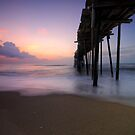 Dawn on the Outer Banks by Michael Treloar