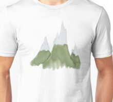 Grassy Mountains Unisex T-Shirt