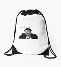 The Essential Nostalgia Critic Drawstring Bag