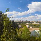 Edmonton - Panorama by ionclad
