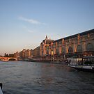 View from the Seine by identit3a
