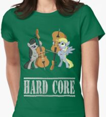 Contrebasse de Derpy Hooves.2 - My Little Pony - MLP:FIM Womens Fitted T-Shirt