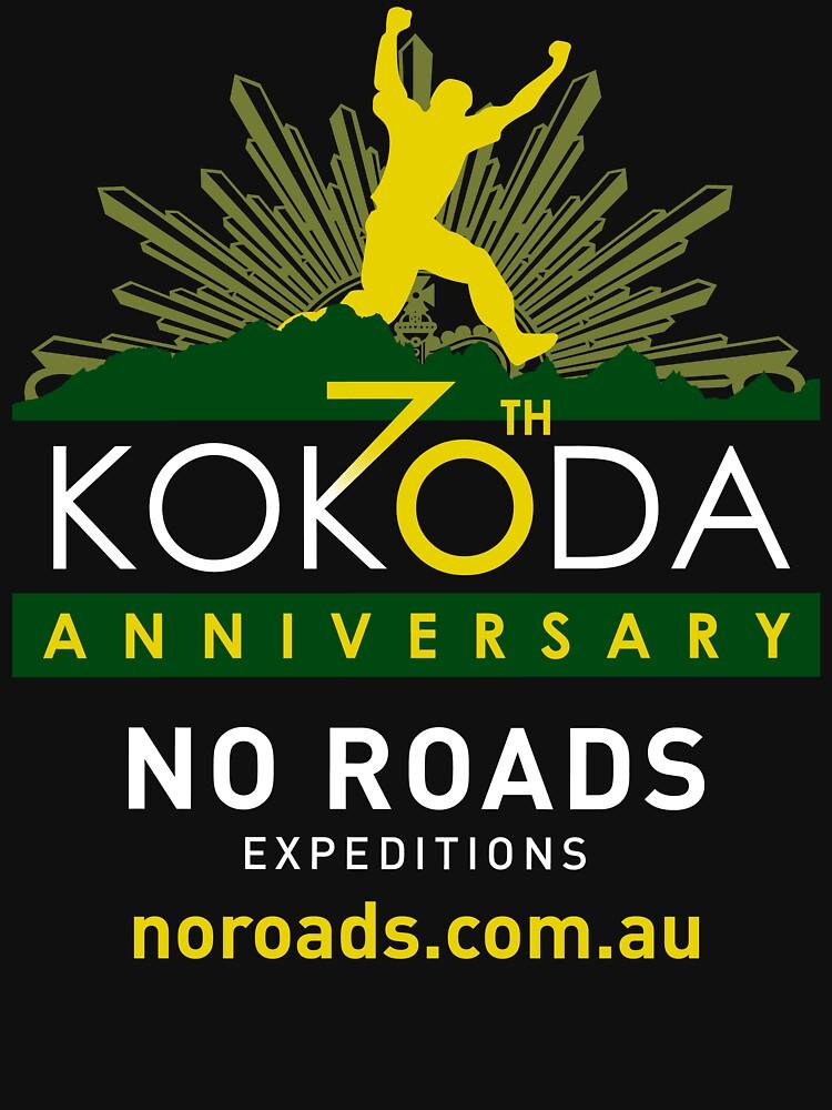 Kokoda 70th Anniversary Tshirt by noroads