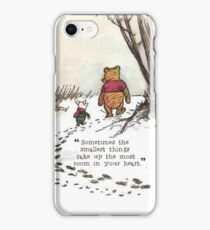 Sometimes the smallest things iPhone Case/Skin