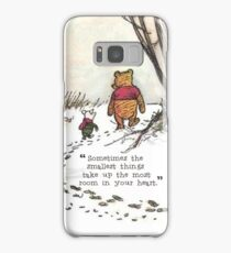 Sometimes the smallest things Samsung Galaxy Case/Skin