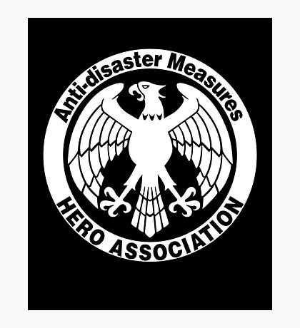 Hero Association Photographic Print
