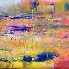 Fata Morgana - Mirage in the Desert by Dmitri Matkovsky