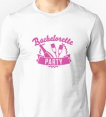 Bachelorette party Unisex T-Shirt