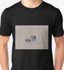 Pack horse 001 Unisex T-Shirt