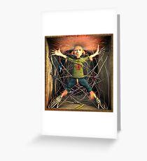 Ecce Homo 135 - GROW Greeting Card