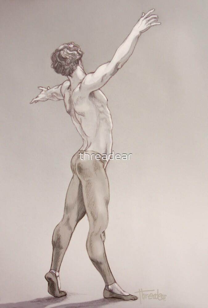 Ballet Sherlock #1 by threadear