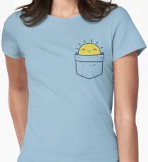Camiseta entallada Mi Pocket Sun