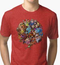 Muppets World of Friendship Vintage T-Shirt