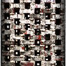 The Wall ....The Holes by Ron Neiger