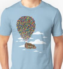 Up Over Springfield Unisex T-Shirt