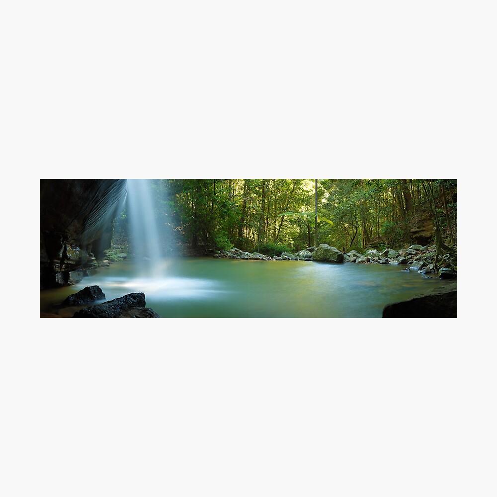 Buderim Falls, Sunshine Coast, Queensland, Australia Photographic Print