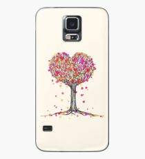 Love in the Fall Case/Skin for Samsung Galaxy