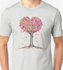Love in the Fall T-Shirt