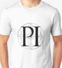 Psionics Institute Icon (black) T-Shirt