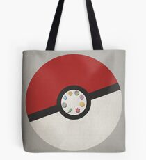 Pokemon Master Tote Bag
