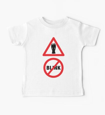Angels Ahead, Don't Blink! Kids Clothes