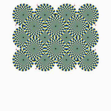 Optical Illusion by IshimaruOwO