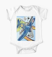 Corsair Snoopy the All Time Flying Ace Kids Clothes