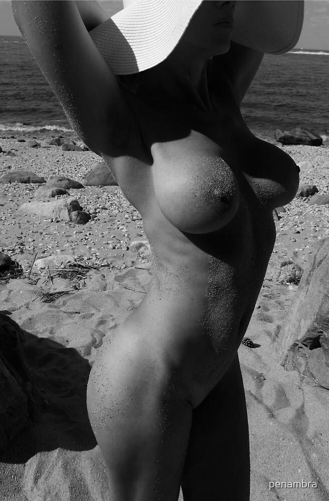 Very private beach II by penambra