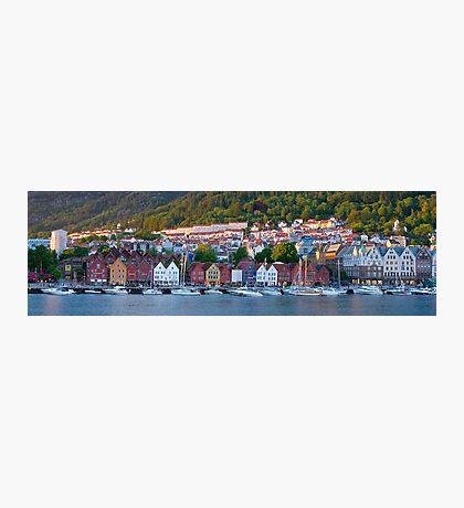 Bergen, Norway Photographic Print