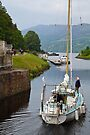 Through the Locks and Lochs by diggle