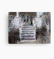 0022 expressionist Canvas Print