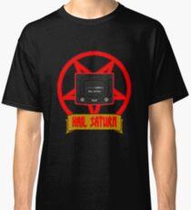 Hail Saturn Classic T-Shirt