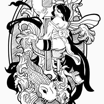 gaijin geisha  by smk417