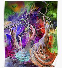 Flamenco Nights Poster