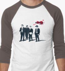 News Team Men's Baseball ¾ T-Shirt