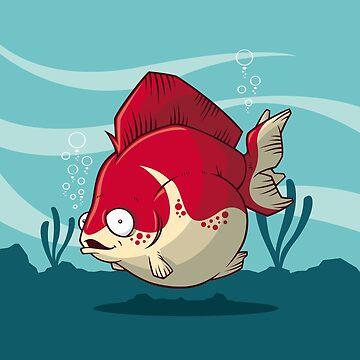 The Little Fish by rerodigital