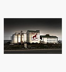 Dingo Flour Mill - Fremantle Western Australia  Photographic Print