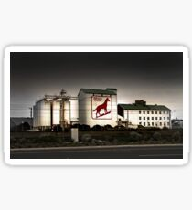 Dingo Flour Mill - Fremantle Western Australia  Sticker