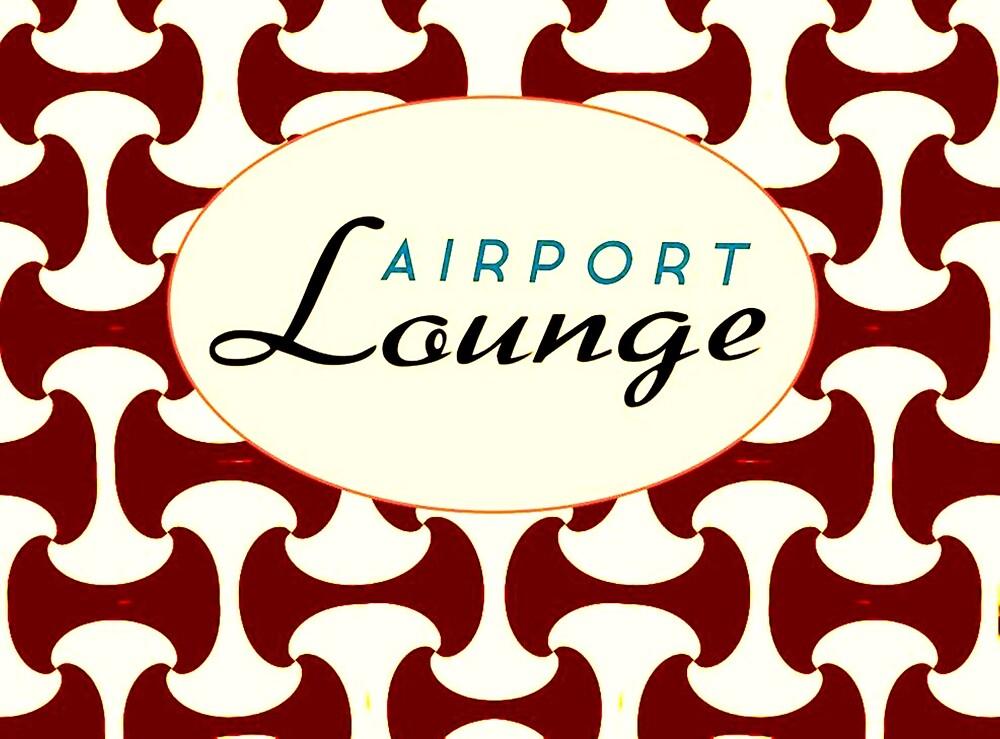AIRPORT LOUNGE ONE by paulvolker